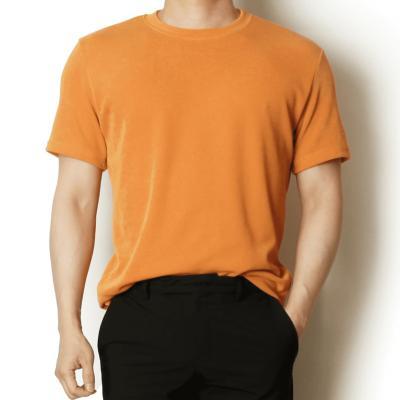 남성 남자 여름 데일리 반팔 티셔츠 제르 니트티