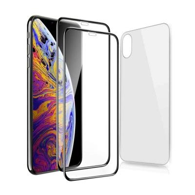 아이폰xs 스마트폰 강화유리 액정보호필름