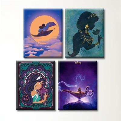 DIY 디즈니 알라딘 그리기 시리즈