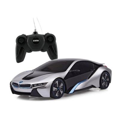 [라스타 RC카] 1:24 BMW i8 (그레이)