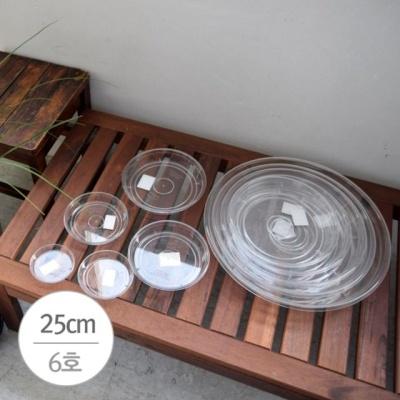 ARTEVASI 투명 동그라미 (6호) 내경220mm 외경250mm