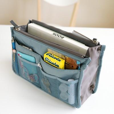 * Dual bag in bag