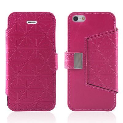 EAL STAR Flip (핑크, 아이폰 5용)