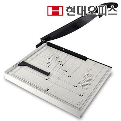 [현대오피스] 작두형재단기 HANDY CUTTER A3