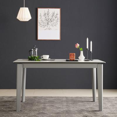 아르메 제니스 세라믹 4인 식탁(의자 미포함)