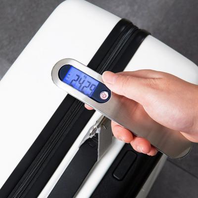 여행용 휴대용 캐리어 수하물 디지털 전자 손 저울