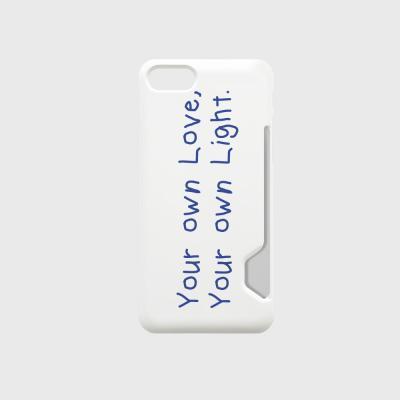 킨더가든 이니셜 카드수납케이스 아이폰12케이스