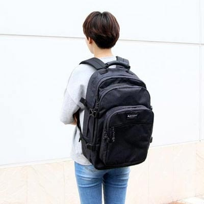 [2017년형] 바이모스맥시멈백팩 프로 4탄-블랙(투톤)