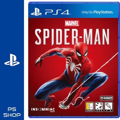 PS4 스파이더맨 한글판 : Marvels Spider Man