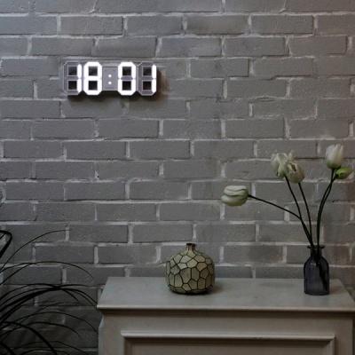 루미너스 2019 LED 국산 벽시계 소형