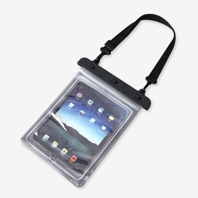 세이프 태블릿 방수팩 화이트 IPx8 대형 방수팩