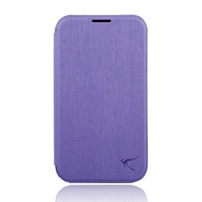 아이루 iroo 아이폰5가죽케이스 5컬러풀 iPhone5 LCC4I5 (퍼플)