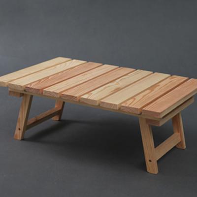 원목덮개 겸 접이식 테이블