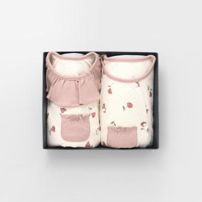 [메르베]로맨틱로지 아기 돌선물세트(내의+수면조끼)