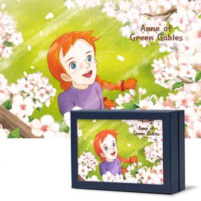 108피스 액자퍼즐 - 빨강머리앤 벚꽃향기 HS780722