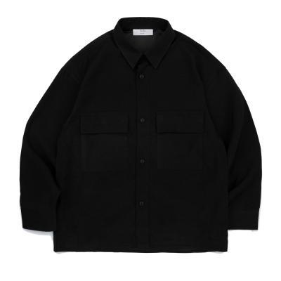 CB 사파리셔츠 (블랙)