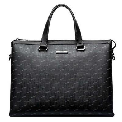 Modern 베이직 briefcase 39x29cm 블랙 CH1694509