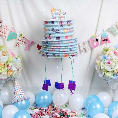 케익모양 파티 피나타 (애니멀)