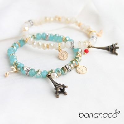 Romantic Paris bracelet