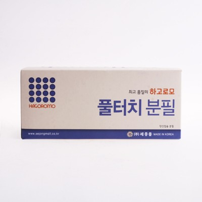 하고로모 분필 - 탄산 보라 1박스 18통 (1,296本)