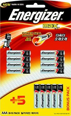 에너자이저 맥스AAA(8+5알)