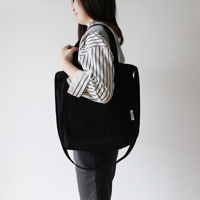 annecy blankpocket bag black