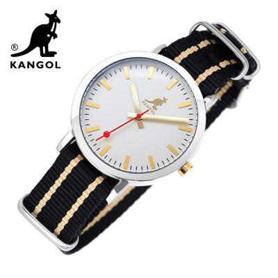 [KANGOL] 캉골시계 나토밴드시계  KG11032_2 BGB