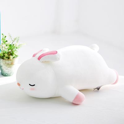 모찌모찌 꿀잠쿠션인형 Ver.2 토끼 동물인형 30CM