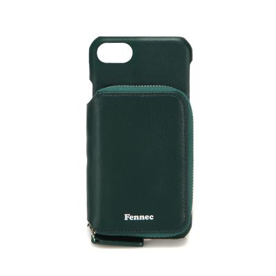 FENNEC iPHONE 7/8 MINI POCKET CASE - MOSS GREEN