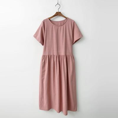 Margot Cotton Long Dress
