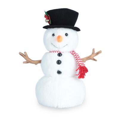 7600-스노우맨(S) 눈사람인형 29cm.H