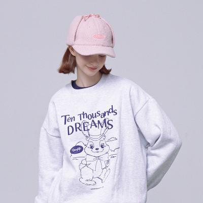 데이라이프 래빗 드림 스웨트 셔츠 (그레이)