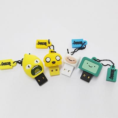 어드벤쳐타임 캐릭터 USB 메모리 (16G)