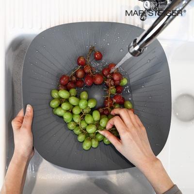 물빠짐 다용도 과일 야채 채반 트레이