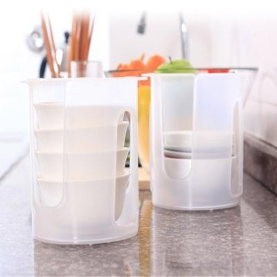 그릇보관함 그릇정리대 그릇수납함 그릇꽂이 식기정리