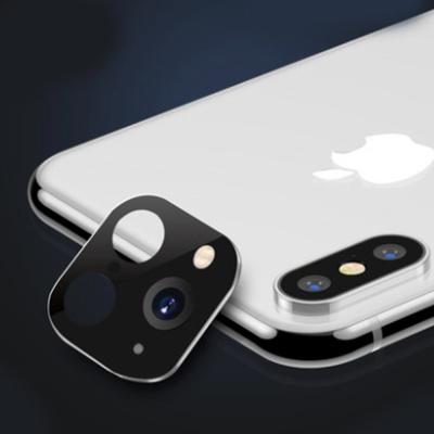 아이폰X/XS/XSMAX 카메라 11 프로 렌즈 변경 보호캡