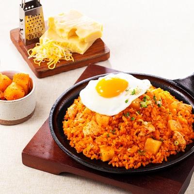 [굽네] 깍두기 치밥 200g 5팩