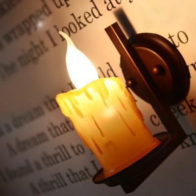 [바이빔] 촛불 벽1등