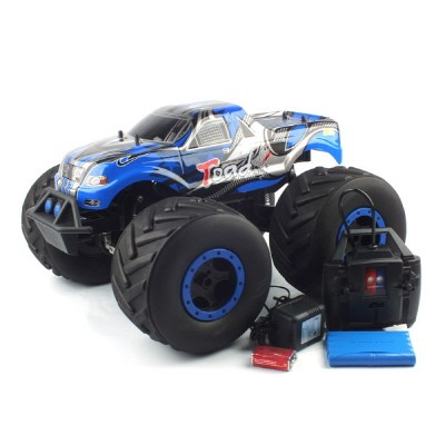1/8 BIG WHEEL TRUCK R/C (BLUE BODY) (BGT279627BL) B 빅휠 트럭 R/C