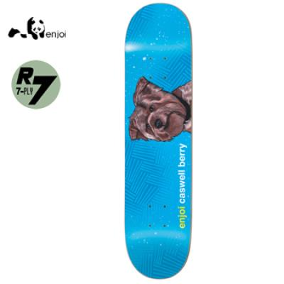 [enjoi] CASWELL BERRY ANIMAL SERIES R7 DECK 8.1