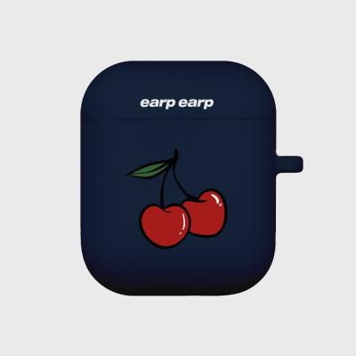 Double cherry-navy(Air Pods)