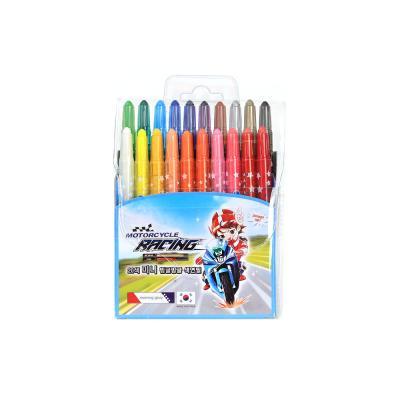 5500 미니빙글빙글 색연필 (20색/남)