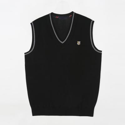[교복아울렛] 브이넥 라인 조끼 (강동고)