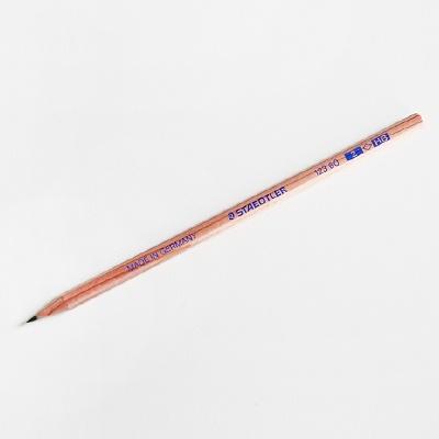 스테들러 우드연필 HB/123 60-2