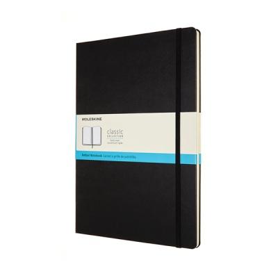 몰스킨 클래식노트 도트/블랙 하드 A4