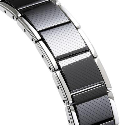 페이버 Z832 게르마늄팔찌 /사선패턴 광폭디자인
