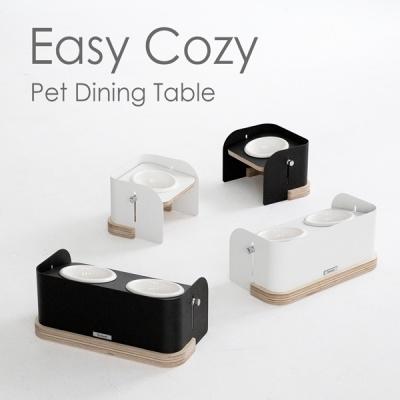 1구 이지코지 강아지식탁 고양이식기