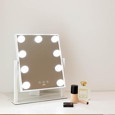 레토 일체형 메이크업 LED 조명 거울 LLM-U02