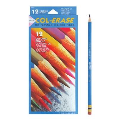 프리즈마 애니메이션색연필 12색