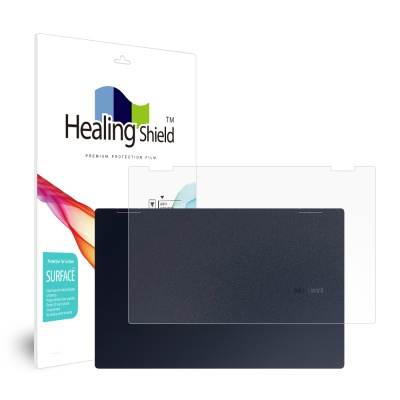 갤럭시북 프로 360 15인치 무광 외부보호필름 상판2매